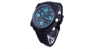 Spy watch - new design in black color 16GB