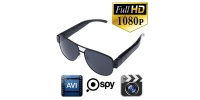 Spy sunglasses with Full HD camera