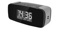 WiFi Streaming Mini Clock Hidden Camera with Night Vision and motion detection